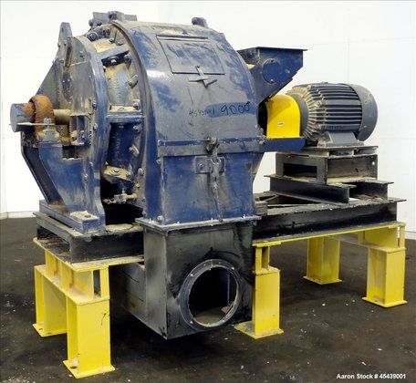 Used- Prater Dual-Screen Triple Reduction
