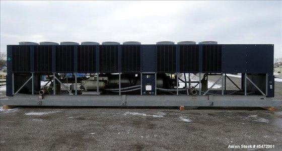 Used- Trane Air Cooled Helical
