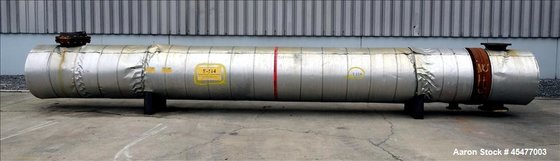 Used- Heat Transfer Systems U-Tube