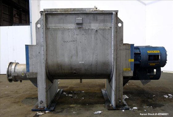 Used- F. Aoustin Mixer Extruder,