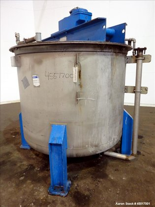 Used- Ross Engineering Mixing Tank,