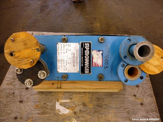 Used- Tranter Super Changer Plate