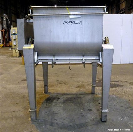 Used- Forberg Style Twin Shaft