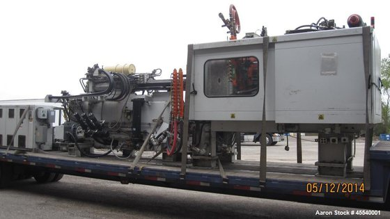 Used- Husky 225 Ton Horizontal