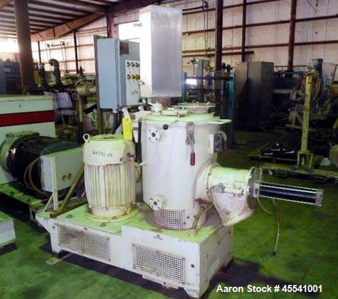 Used- MTI High Intensity Mixer,