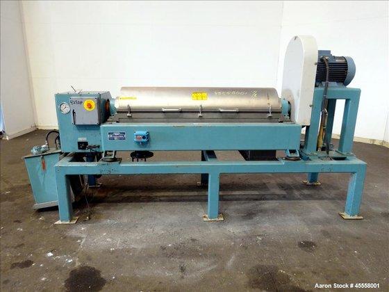 Used- Alfa Laval AVNX-420 Solid