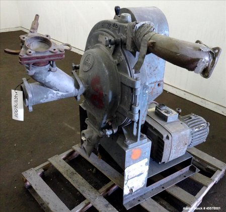Used- Sweco Turbo Screen Air