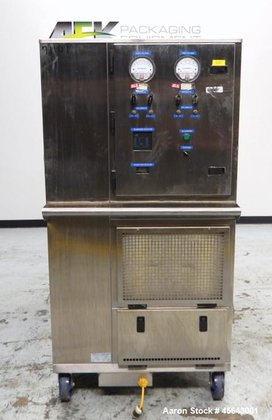 Used- Atmos-Tech Industries Sanitary Portable