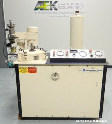 Used- Micron Powder Systems Acucut