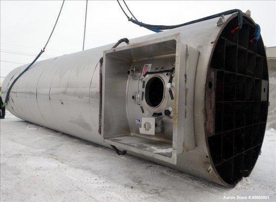 Used- Feldmeier 20,000 Gallon,304 Stainless