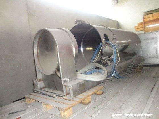 Used- Aeromatic Fluid Bed Dryer,
