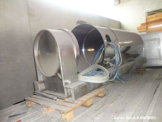 Used- Aeromatic Fluid Bed Dryer,