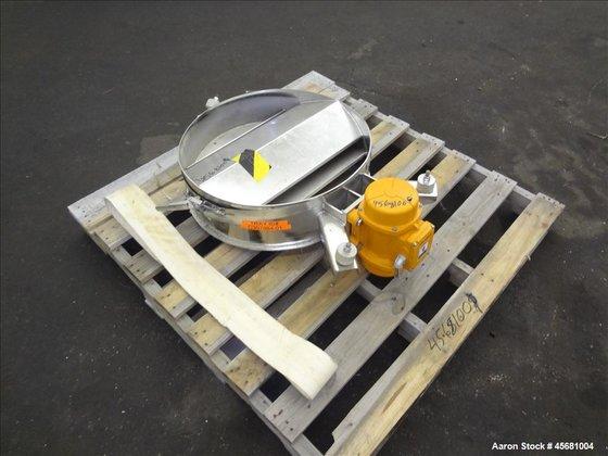 Used- Schenck AccuRate SolidsFlow Vibratory