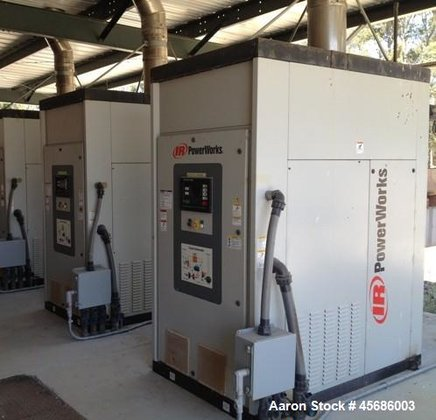 Used- Ingersoll-Rand PowerWorks 70 kW