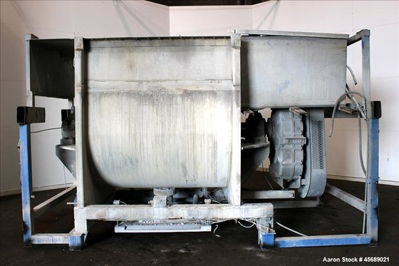 Used- Marion Paddle Mixer, Model