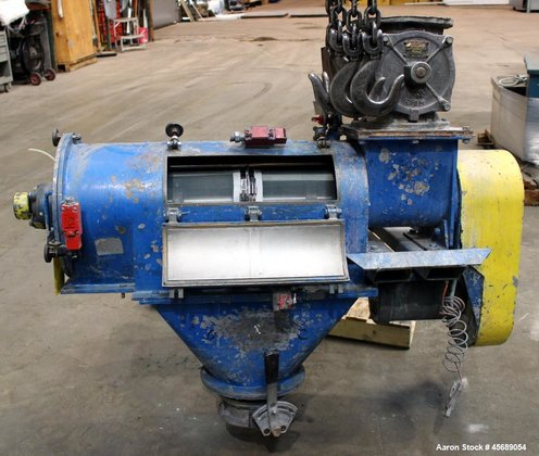 Used- Centrifugal Sifter, 304 Stainless