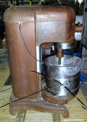 Used- Hobart Mixer, Model L800.
