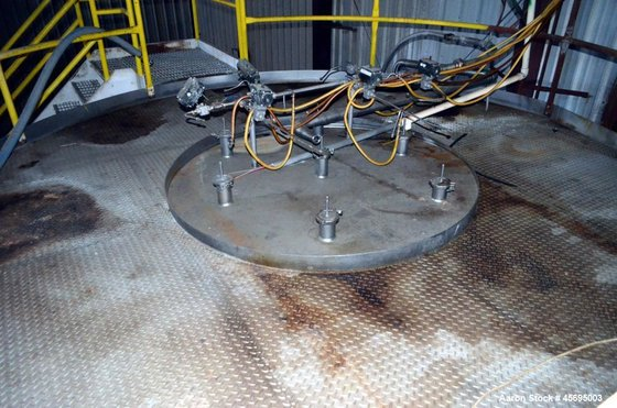 Used- Damrow Drying System Stainless