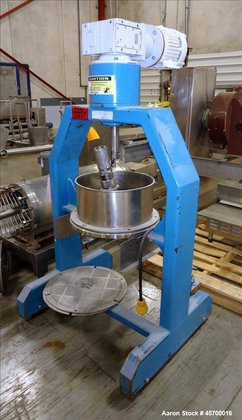 Used-CanPan Portable Extruder. Has a