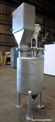 Used- Lee Industries Pressure Tank,