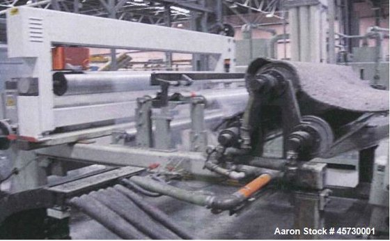 Used- Reifenhauser Multi-Layer Sheet Extrusion
