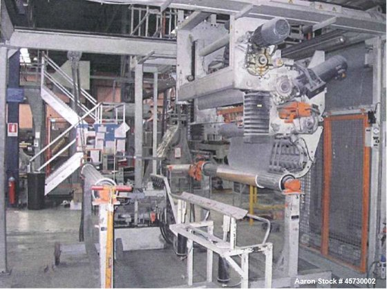 Used- Reifenhauser Multi-Layer Sheet Extrusion
