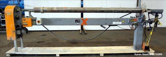 Used- Appleton Manufacturing Semi-Automatic Core