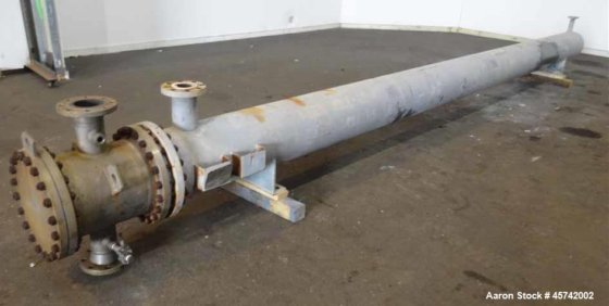 Used- Excell U Tube Shell