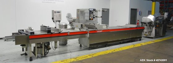 Used- Tiromat Model 3000/460 Sliced