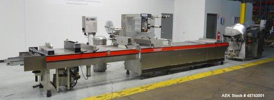 Used- Tiromat Model 3000/460 Sliced