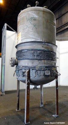 Used- Dusenbery Engineering Pressure Tank,