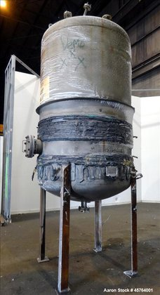Used- Dusenbery Engineering Pressure Tank,