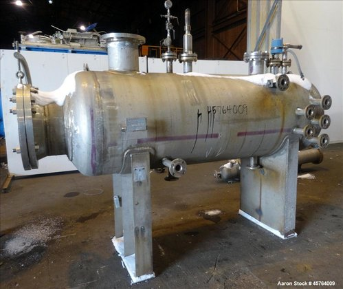 Used- Performance Contractors Pressure Tank,