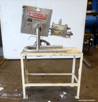 Used- Processall Tilt-A-Mix Lab Size