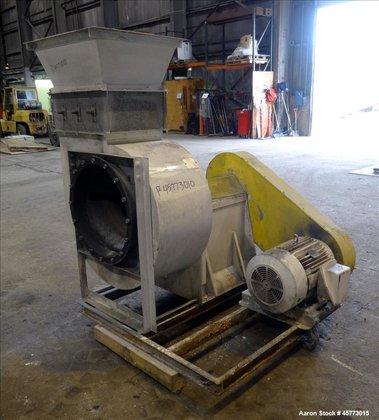 Used- Industrial Air Blower, Model