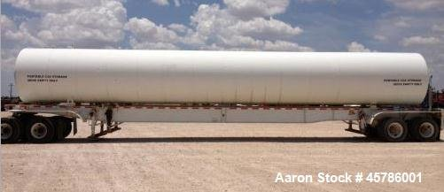 Used- Lubbock 50 Ton Portable