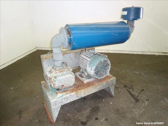 Used- Ferrell Hi Pressure Blower