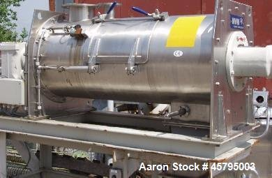 Used- MWM Continuous Mixer, Model
