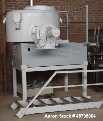Used- Diosna High Intensity Mixer.