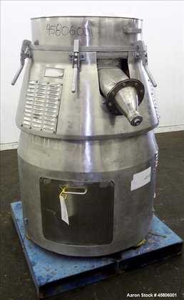 Used- Vorti-Siv Gyratory High Output