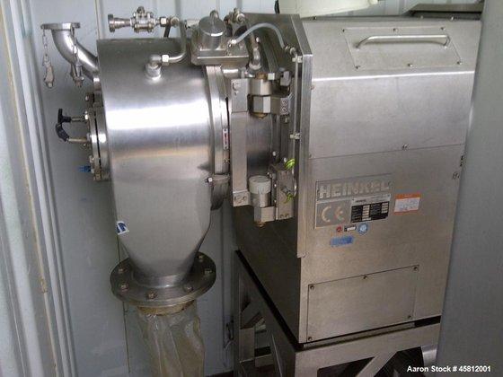 Used- Heinkel HF-300.1 Inverting Filter