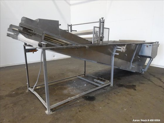 Used- Shrimp Defroster, 304 Stainless