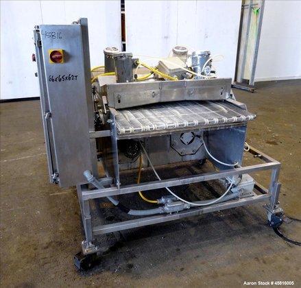 Used- Shrimp Breading Glazer, 304