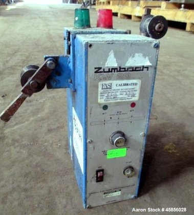 Used- Zumbach Surface Fault Detector,