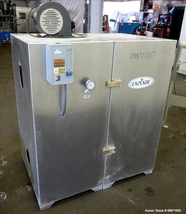 Used- Conair Vacuum Loading System