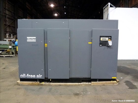 Unused- Atlas Copco Water Cooled