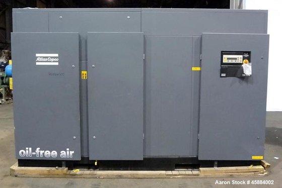 Unused- Atlas Copco Water Cooled