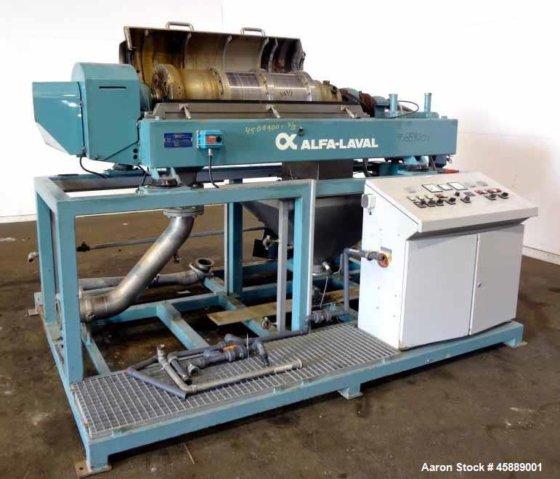 Used- Alfa Laval AVNX 419B-31G