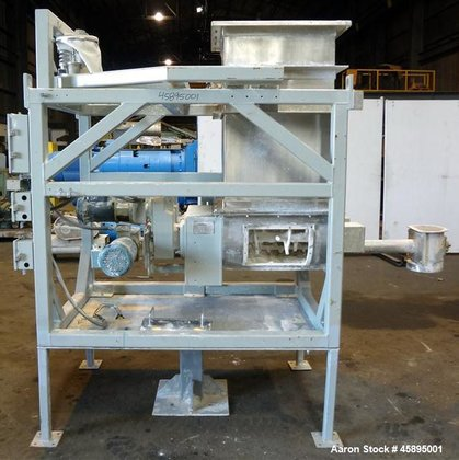 Used- Acrison 403 Series Weight-Loss-Differential