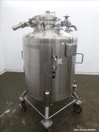 Used- Northland Stainless Pressure Tank,